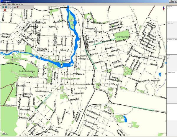 Карта Г Тула Центральный Район