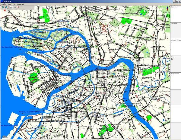 Карта россии со спутника карты гугл