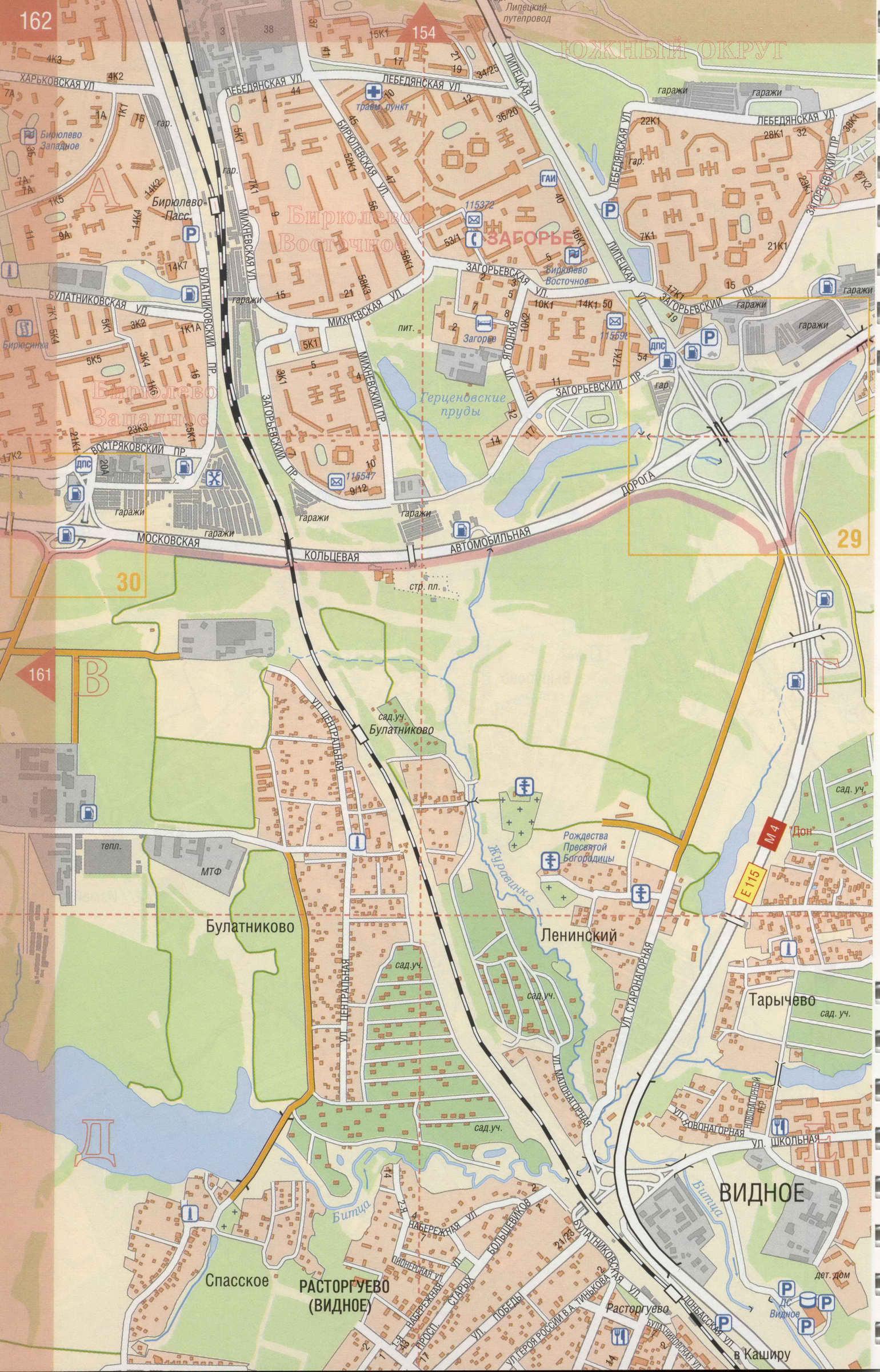 Карта Москвы с названиями улиц. Подробная карта улиц ...: http://rus-map.ru/map257859_8_7.htm