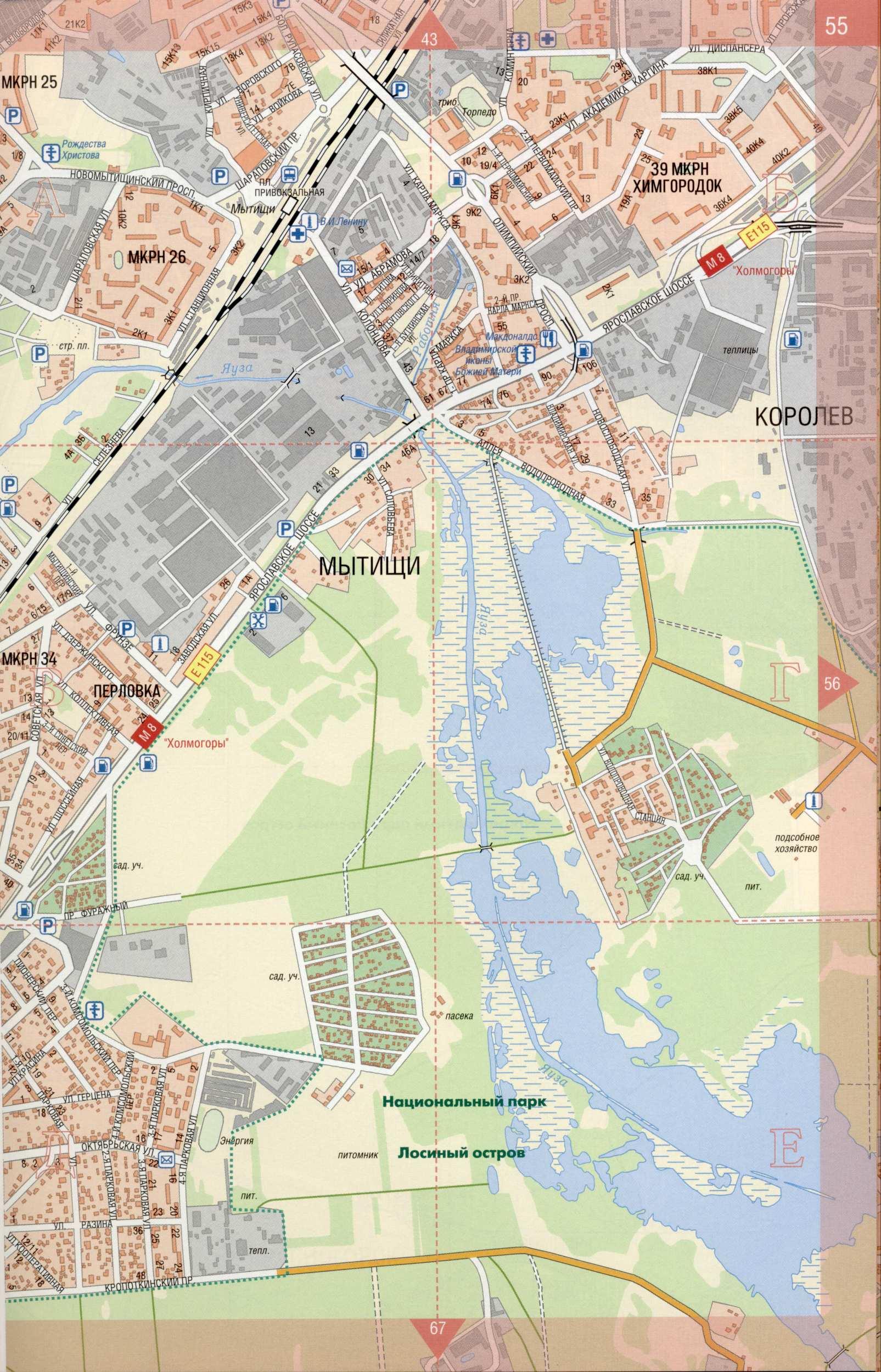 Карта Москвы с названиями улиц. Подробная карта улиц ...: http://rus-map.ru/map257859_0_9.htm