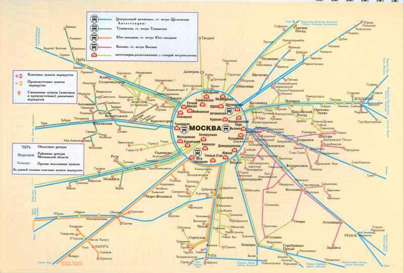 Карта автобусов алматы