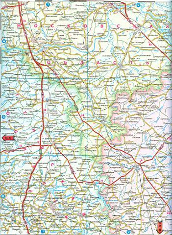 топографическая карта московской области 1 см 50 м скачать бесплатно