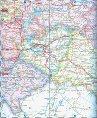 дорог России - Башкирия