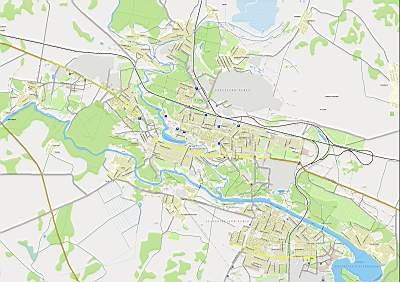 Гугл Карта Уральска