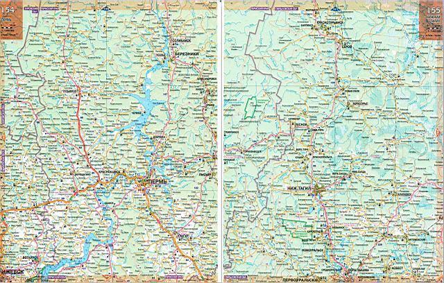 скачать карту пермского края - фото 8